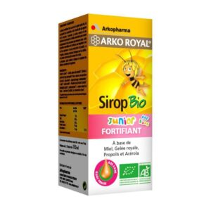 Arkoroyal-Bio-Kid-szirup - 150ml