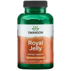 Swanson Royal Jelly 100mg kapszula - 100db