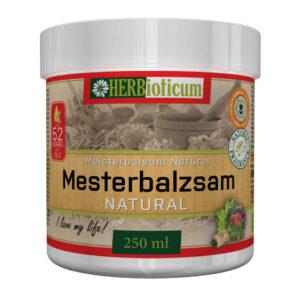 Herbioticum Mesterbalzsam Natural krém - 250ml