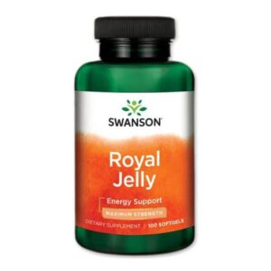 Swanson Royal Jelly 100mg kapszula - 100db