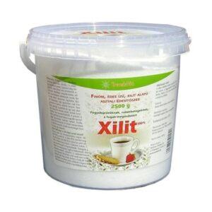 Trendavit Xilit - Nyírfacukor - 2500g
