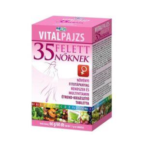Vital Prof Vitalpajzs 35 felett női tabletta - 60db