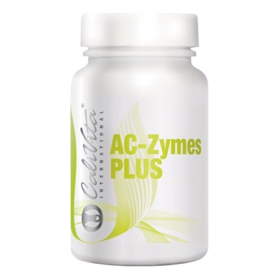 CaliVita AC-Zymes Plus kapszula - 60db