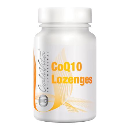 CaliVita-CoQ10-Lozenges-tabletta - 30db