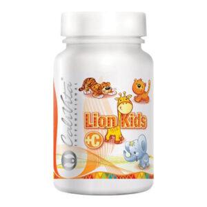 CaliVita Lion Kids C-vitamin gyerekeknek rágótabletta - 90db
