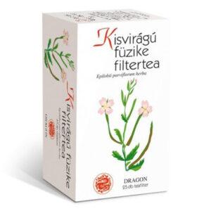 Bioextra kisvirágú füzike tea - 25 filter