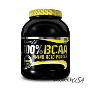 BioTech USA 100% BCAA - 400 g