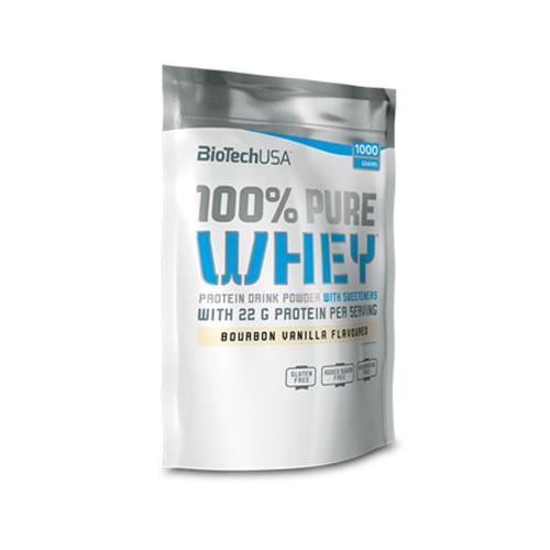 BioTech USA 100% Pure Whey csokoládé-mogyoróvaj - 1000g