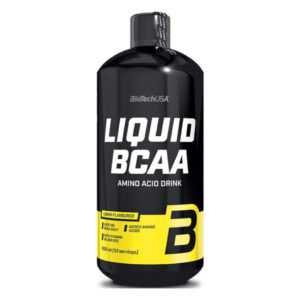 BioTech USA Liquid BCAA citrom ital - 1000 ml