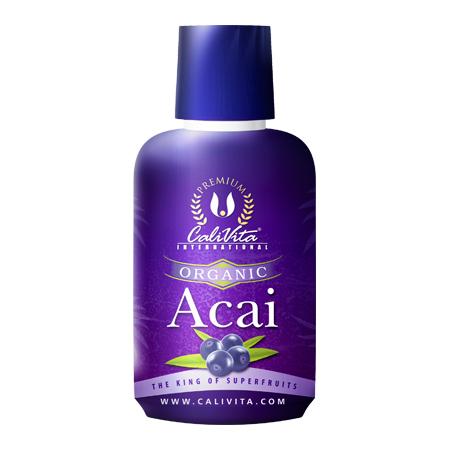 CaliVita Organic Acai juice - 473ml