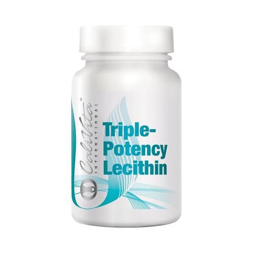 CaliVita Triple-Potency Lecithin lágyzselatin kapszula - 100db
