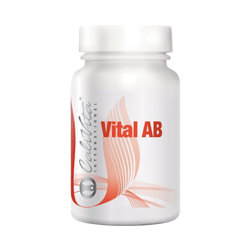 CaliVita Vital AB vércsoport multivitamin tabletta - 90db