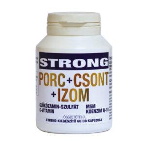 Celsus Strong Porc+Csont+Izom kapszula - 60db