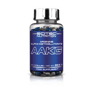 Scitec Nutrition AAKG kapszula - 100db