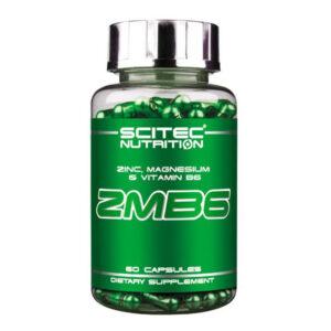 Scitec Nutrition ZMB6 (ZMA) kapszula - 60db