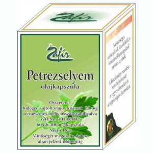 Zafir Petrezselyem olajkapszula - 60db