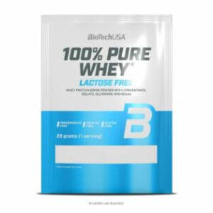 BioTech USA 100% Pure Whey málnás sajttorta - 28g