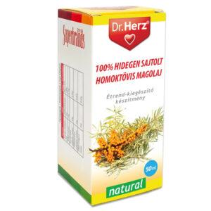 Dr. Herz Hidegen sajtolt Homoktövismag olaj – 50ml