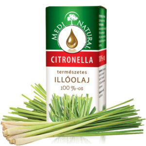 Medinatural Citronella illóolaj - 10ml