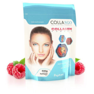 Collango Collagen - kollagén por málna - 330g