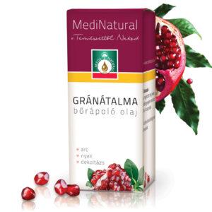 Medinatural Gránátalma bőrápoló olaj - 20ml