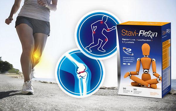 Őrizze meg a mozgás örömét Stavi Flexin készítménnyel!