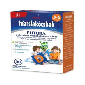 Walmark Marslakócskák Futura rágótabletta - 30db