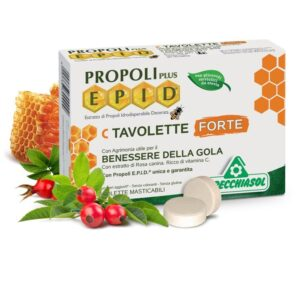 Specchiasol EPID Propolisz + C Forte szopogatós tabletta extra - 20db