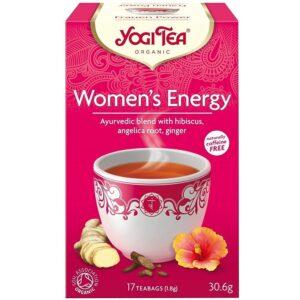 Yogi Bio női energia tea - 17 filter