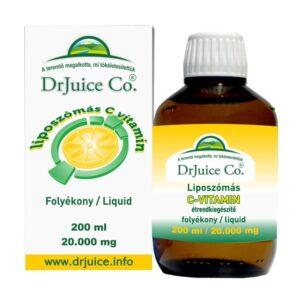 DrJuice Co. Liposzómás C-vitamin