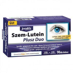 Jutavit Szem-Lutein Plusz duo tabletta és lágyzselatin kapszula - 45db+45db
