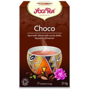 Yogi Bio csokoládés, azték fűszerezésű tea - 17 filter
