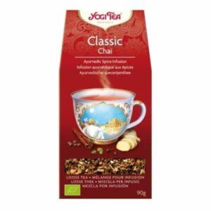 Yogi Bio Klasszikus fahéjjal tea szálas - 90g
