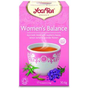 Yogi Bio női egyensúly tea - 17 filter