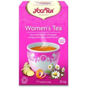 Yogi Bio női tea - 17 filter