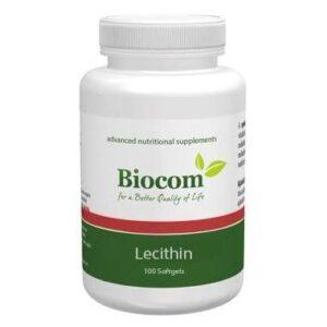 Biocom Ökonet Lecithin lágyzselatin kapszula