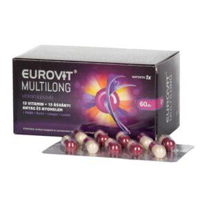 Eurovit-Multilong-vitamin-kapszula-60db
