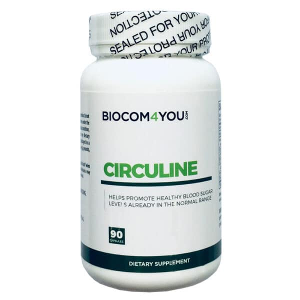 Biocom Circuline kapszula - 90db