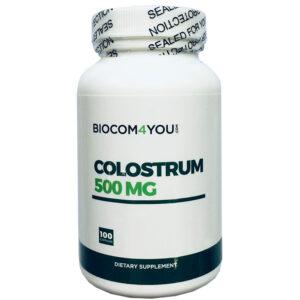 Biocom Colostrum kapszula - 100db