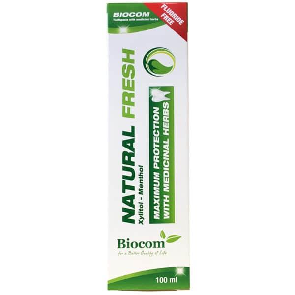 Biocom fogkrém - 100ml