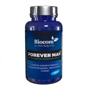 Biocom Forever Man kapszula