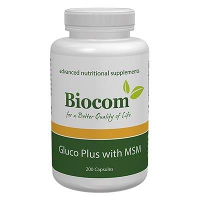 Biocom Ökonet Gluco Plus + MSM kapszula