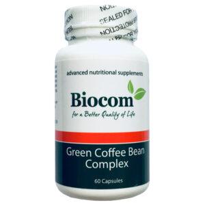 Biocom Green Coffee Bean Complex kapszula - 60db