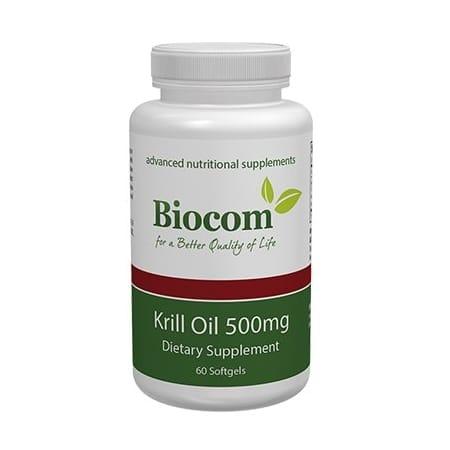 Biocom Krill Oil kapszula