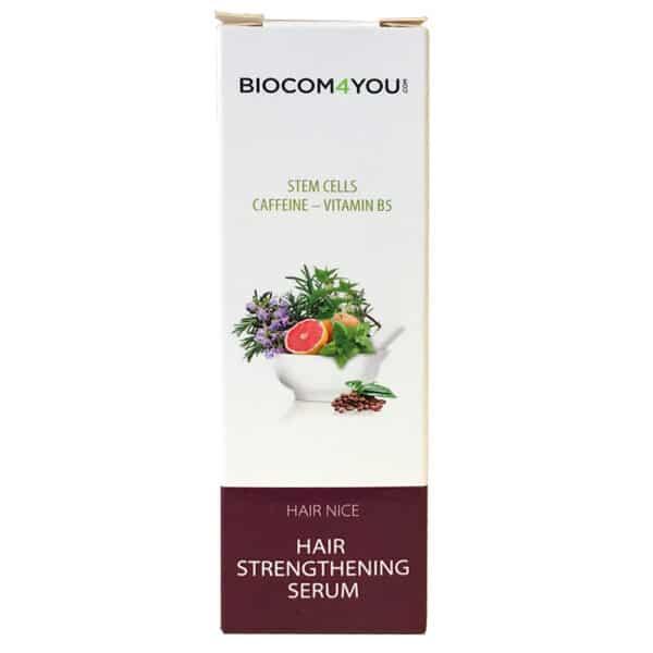Biocom Őssejtes hajerősítő szérum - 60ml