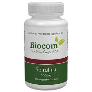 Biocom Ökonet Spirulina kapszula