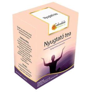 calendula-nyugtato-tea