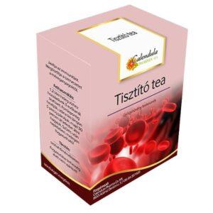 Calendula Tisztító tea