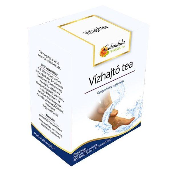 Calendula Vízhajtó tea