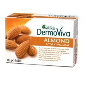 Dabur DermoViva Almond hidratáló szappan